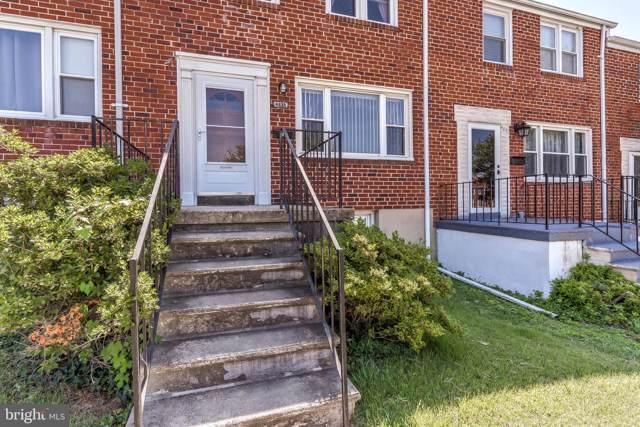 4835 Carmella Drive, BALTIMORE, MD 21227 (#MDBC100123) :: SURE Sales Group