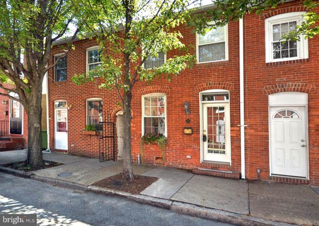 721 S Rose Street, BALTIMORE, MD 21224 (#MDBA100149) :: The Licata Group/Keller Williams Realty
