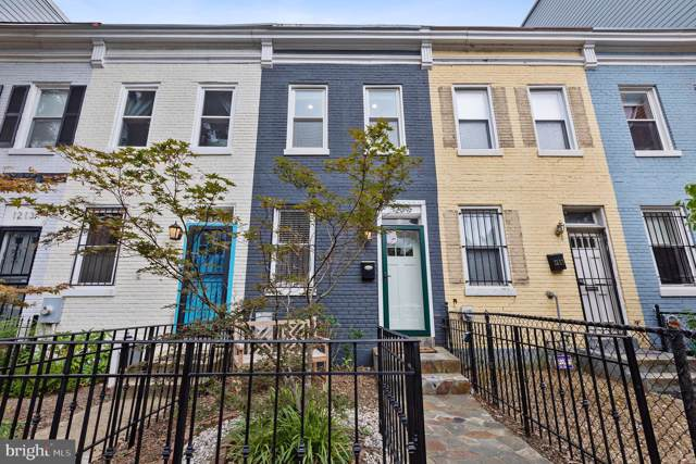 1209 Florida Avenue NE, WASHINGTON, DC 20002 (#DCDC100131) :: The Daniel Register Group