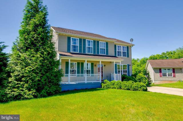 2004 Academy Court, EMMITSBURG, MD 21727 (#MDFR100063) :: Great Falls Great Homes