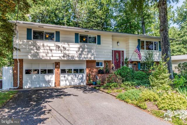 105 Wiltshire Lane, SEVERNA PARK, MD 21146 (#MDAA100149) :: The Daniel Register Group
