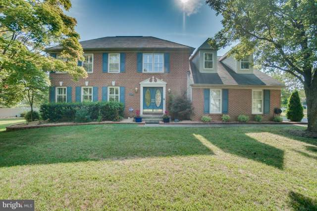 6925 Lakeland Way, FREDERICKSBURG, VA 22407 (#VASP100039) :: RE/MAX Cornerstone Realty