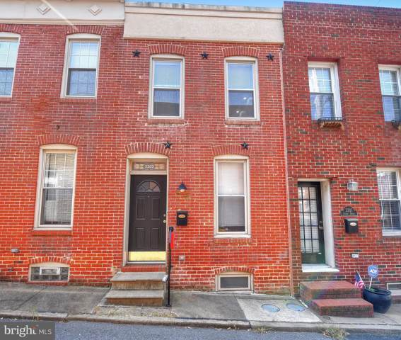 3303 Schuck Street, BALTIMORE, MD 21224 (#MDBA100203) :: The Licata Group/Keller Williams Realty