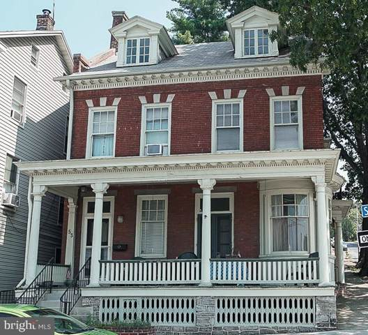53 S 2ND Street, STEELTON, PA 17113 (#PADA100077) :: The Joy Daniels Real Estate Group