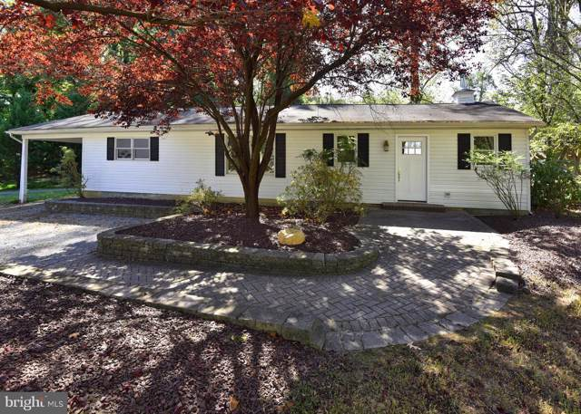 379 Hall Road, CROWNSVILLE, MD 21032 (#MDAA100213) :: ExecuHome Realty