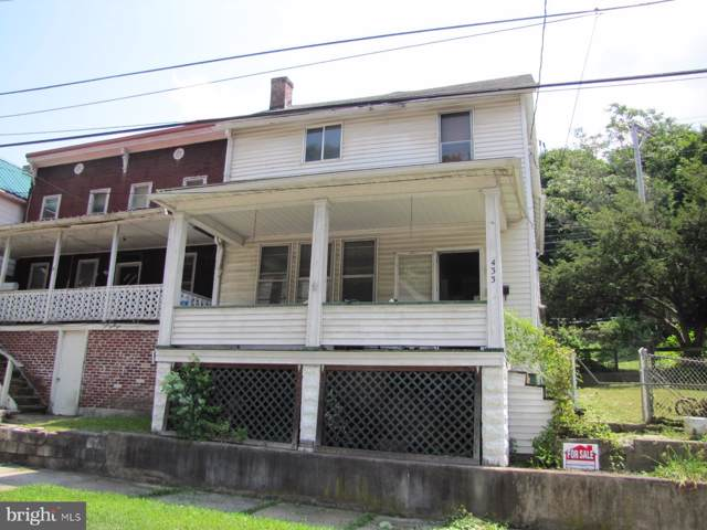 433 Goethe Street, CUMBERLAND, MD 21502 (#MDAL100015) :: ExecuHome Realty