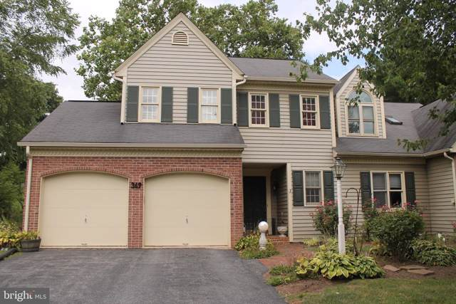 349 N Donnerville Road, MOUNTVILLE, PA 17554 (#PALA100121) :: The Heather Neidlinger Team With Berkshire Hathaway HomeServices Homesale Realty