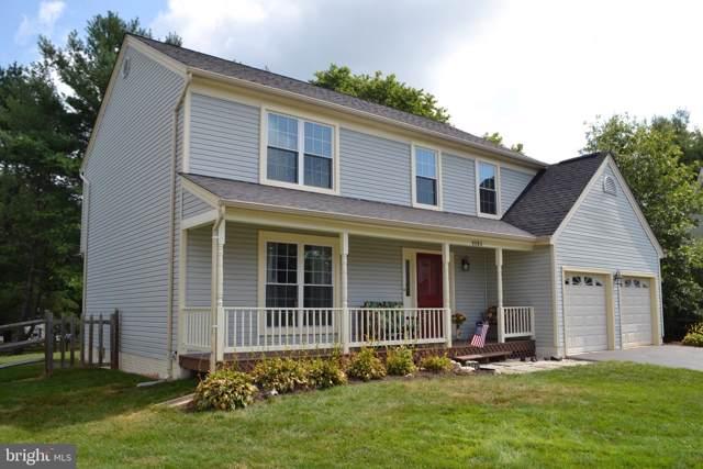 9505 Pecan Grove Terrace, GAITHERSBURG, MD 20882 (#MDMC100341) :: ExecuHome Realty