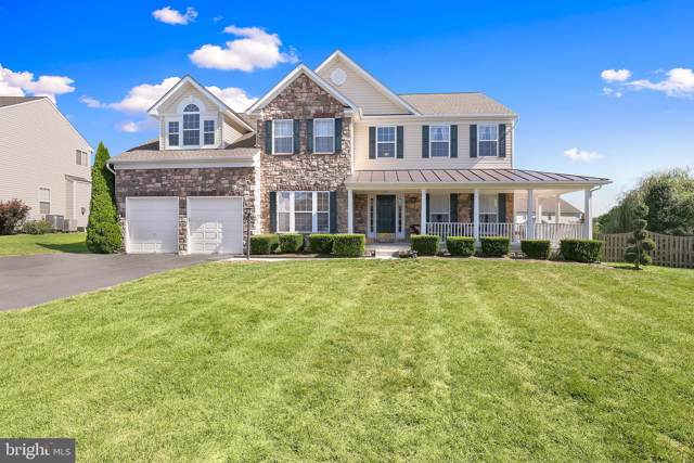 932 Towering Oak Court, PURCELLVILLE, VA 20132 (#VALO100219) :: Pearson Smith Realty