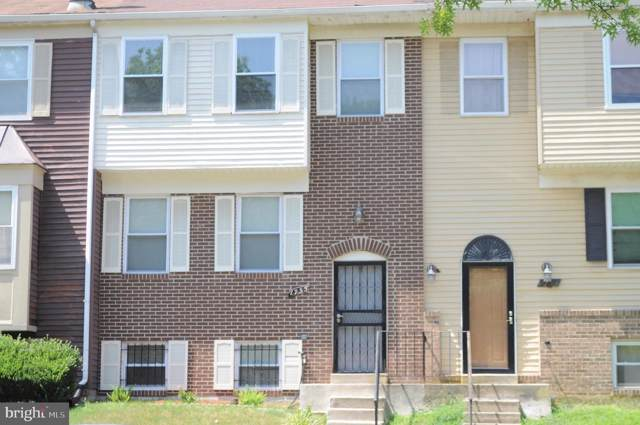 1735 Forest Park Drive, DISTRICT HEIGHTS, MD 20747 (#MDPG100299) :: Advance Realty Bel Air, Inc