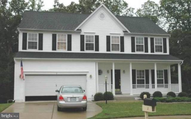 2 Bells Ridge Drive, STAFFORD, VA 22554 (#VAST100113) :: Seleme Homes