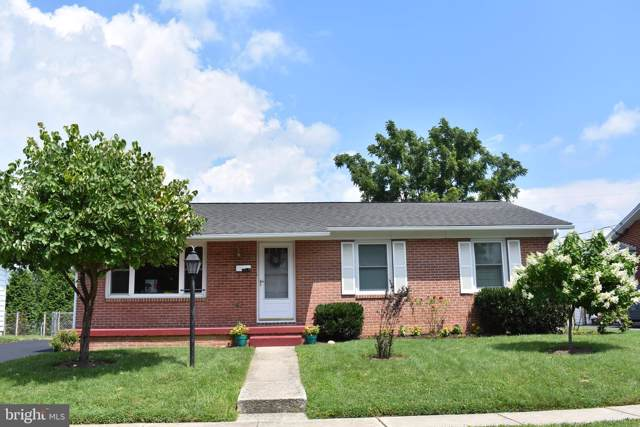 1119 Young Place, FREDERICK, MD 21702 (#MDFR100129) :: Radiant Home Group