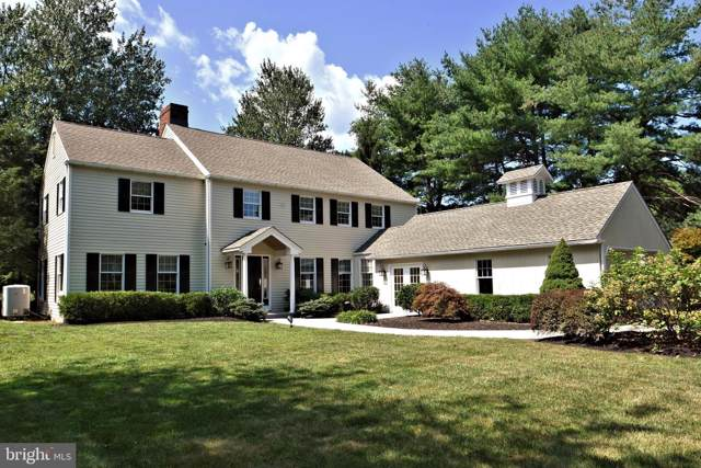 7 W Bridlewood Drive, NEW HOPE, PA 18938 (#PABU100279) :: ExecuHome Realty
