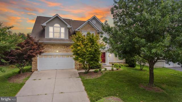 409 Bridlewreath Way, MOUNT AIRY, MD 21771 (#MDCR100095) :: The Gold Standard Group