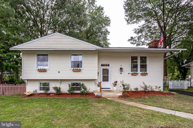 8005 Hammond Street, ALEXANDRIA, VA 22309 (#VAFX100559) :: The Licata Group/Keller Williams Realty