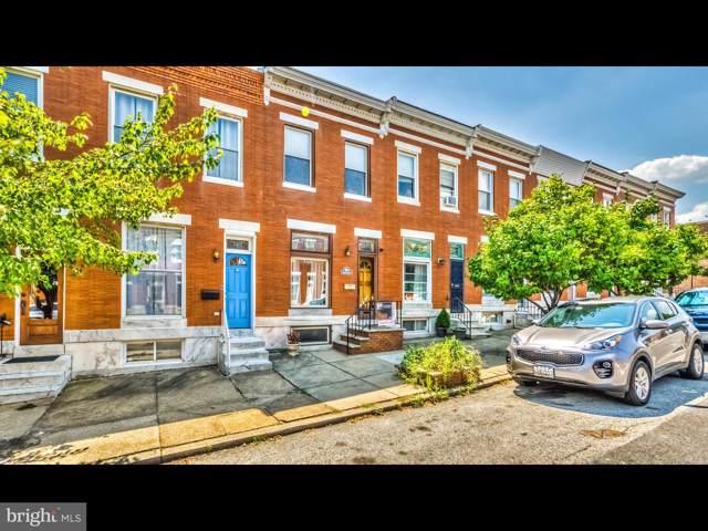 3913 Hudson Street, BALTIMORE, MD 21224 (#MDBA100373) :: SURE Sales Group