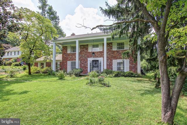 9221 Rosemont Drive, GAITHERSBURG, MD 20877 (#MDMC100465) :: ExecuHome Realty