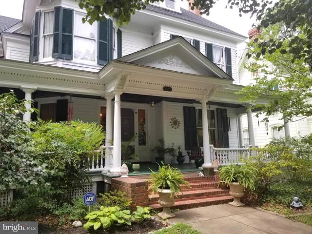 117 High Street, CAMBRIDGE, MD 21613 (#MDDO100017) :: ExecuHome Realty