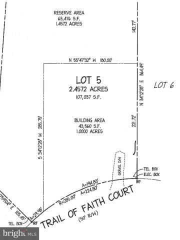 0 Trail Of Faith Ct, LOCUST GROVE, VA 22508 (#VAOR100025) :: RE/MAX Plus