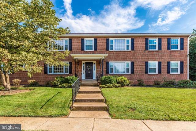 1610 Rock Creek Drive #2, FREDERICK, MD 21702 (#MDFR100159) :: Bob Lucido Team of Keller Williams Integrity