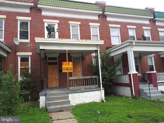 525 N Edgewood Street, BALTIMORE, MD 21229 (#MDBA100457) :: The Gold Standard Group