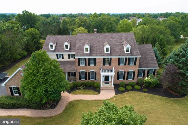 27 Starling Drive, BELLE MEAD, NJ 08502 (#NJSO100015) :: John Smith Real Estate Group