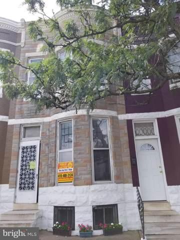 1841 W Mulberry Street, BALTIMORE, MD 21223 (#MDBA100485) :: Keller Williams Pat Hiban Real Estate Group