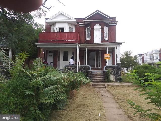 1036 Poplar Grove Street, BALTIMORE, MD 21216 (#MDBA100491) :: Homes to Heart Group