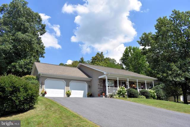 6002 Greenbriar Terrace, FAYETTEVILLE, PA 17222 (#PAFL100087) :: The Joy Daniels Real Estate Group