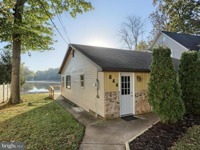 844 Cardinal Lane, LEWISBERRY, PA 17339 (MLS #1000087434) :: Teampete Realty Services, Inc