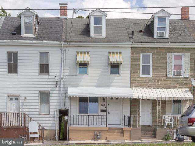 707 Vander Avenue, YORK, PA 17403 (MLS #1000087620) :: The Craig Hartranft Team, Berkshire Hathaway Homesale Realty