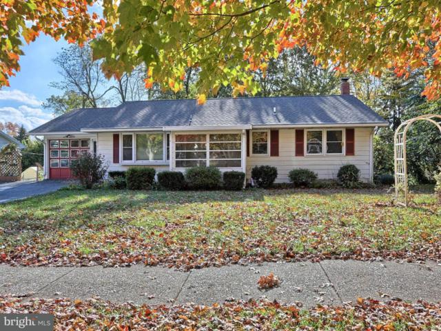 206 Greenwood Drive, NEW CUMBERLAND, PA 17070 (MLS #1000088976) :: Teampete Realty Services, Inc