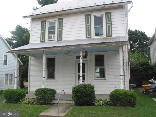 378 E Jackson Street, NEW HOLLAND, PA 17557 (MLS #1000089758) :: The Craig Hartranft Team, Berkshire Hathaway Homesale Realty