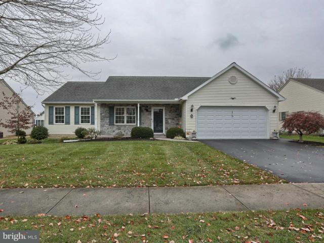 15 Bower Drive, MYERSTOWN, PA 17067 (MLS #1000092600) :: The Craig Hartranft Team, Berkshire Hathaway Homesale Realty