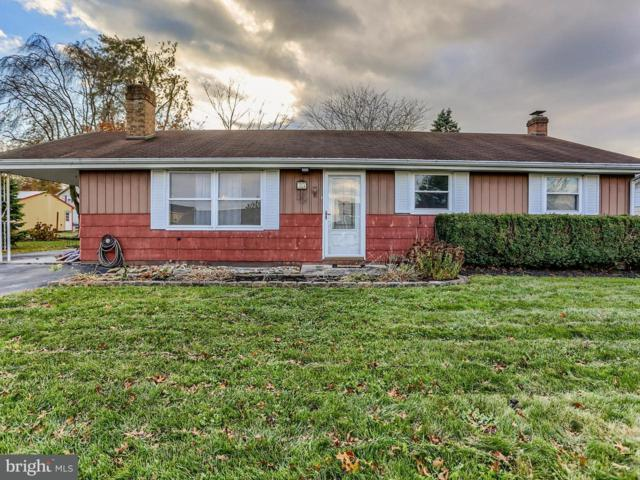 33 Evergreen Drive, HANOVER, PA 17331 (MLS #1000092712) :: CENTURY 21 Core Partners