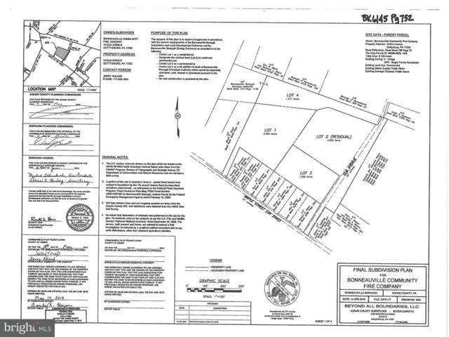 10 Elm Avenue, GETTYSBURG, PA 17325 (#1000093036) :: CENTURY 21 Core Partners