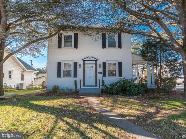 101 Park Street, HARRISBURG, PA 17109 (MLS #1000093466) :: Teampete Realty Services, Inc