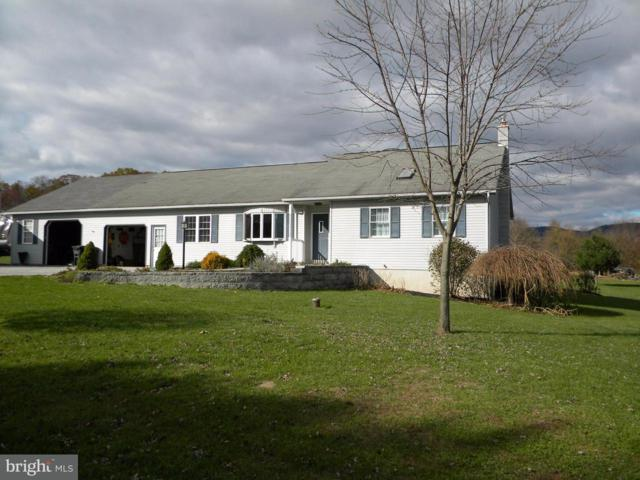 124 Spring Drive, DILLSBURG, PA 17019 (MLS #1000093612) :: Teampete Realty Services, Inc