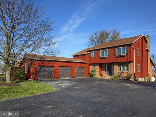 31 Nelson Dr Drive, CARLISLE, PA 17015 (MLS #1000093844) :: Teampete Realty Services, Inc