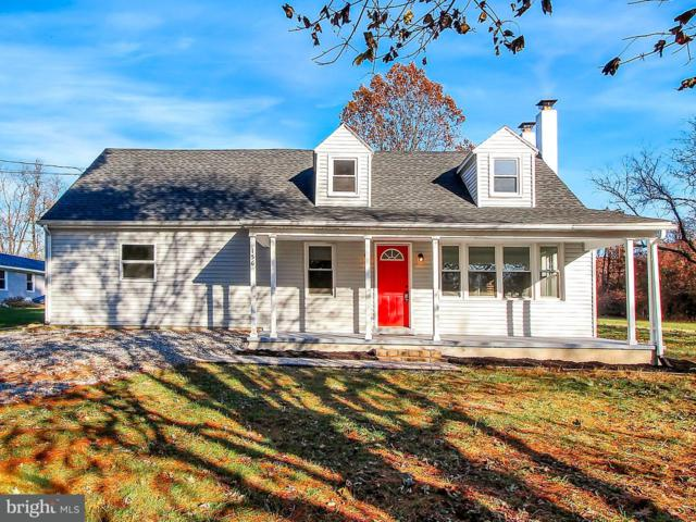 156 Whiskey Springs Road, DILLSBURG, PA 17019 (MLS #1000093890) :: Teampete Realty Services, Inc