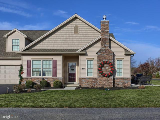 40 Kerry Court, MECHANICSBURG, PA 17050 (MLS #1000093964) :: Teampete Realty Services, Inc