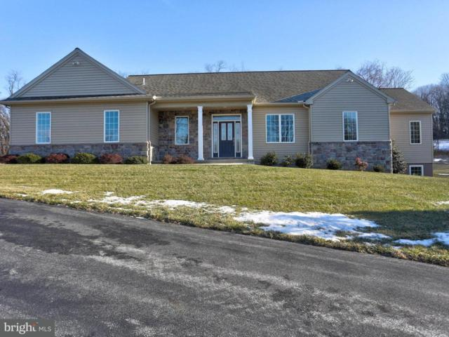 1643 Rawlinsville Road, HOLTWOOD, PA 17532 (#1000101872) :: The Craig Hartranft Team, Berkshire Hathaway Homesale Realty
