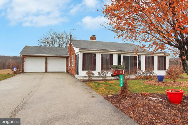 1619 Camber Lane, SPRING GROVE, PA 17362 (#1000102220) :: Benchmark Real Estate Team of KW Keystone Realty