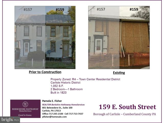 159 E South Street, CARLISLE, PA 17013 (#1000103560) :: The Joy Daniels Real Estate Group
