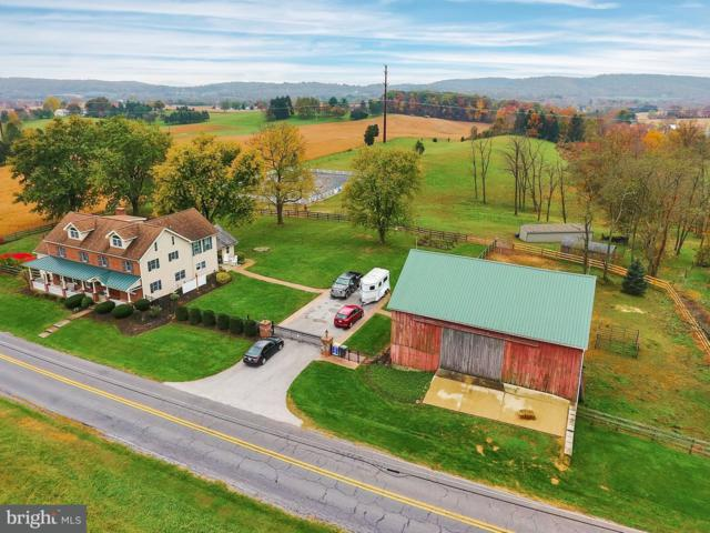 761 Old Quaker Road, LEWISBERRY, PA 17339 (#1000106180) :: Teampete Realty Services, Inc