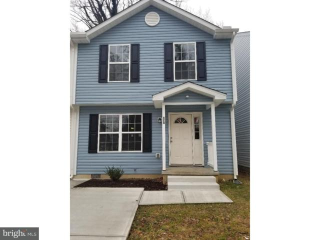 424 W Reed Street, DOVER, DE 19904 (#1000112812) :: Remax Preferred | Scott Kompa Group
