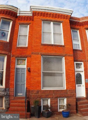 414 Randall Street, BALTIMORE, MD 21230 (#1000140524) :: Colgan Real Estate