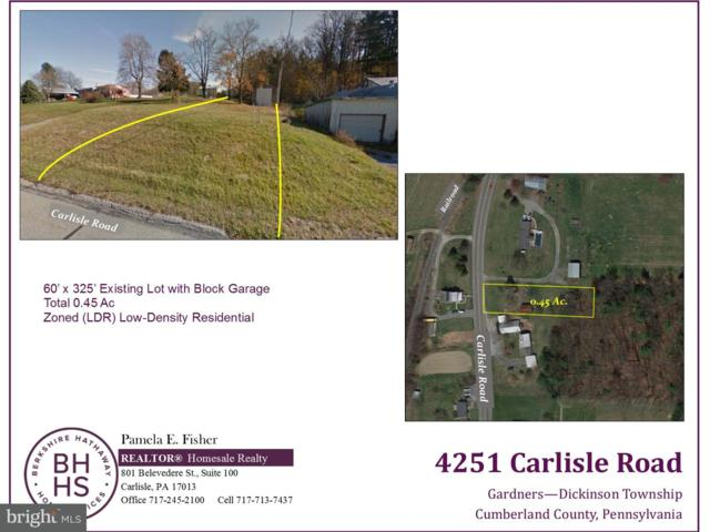 4251 Carlisle Road, GARDNERS, PA 17324 (#1000147340) :: The Heather Neidlinger Team With Berkshire Hathaway HomeServices Homesale Realty