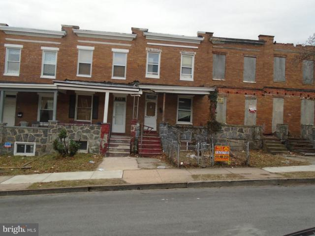 717 Bartlett Avenue, BALTIMORE, MD 21218 (#1000168010) :: AJ Team Realty