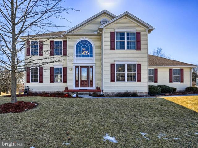 27 Sabre Circle, GETTYSBURG, PA 17325 (#1000184822) :: Benchmark Real Estate Team of KW Keystone Realty